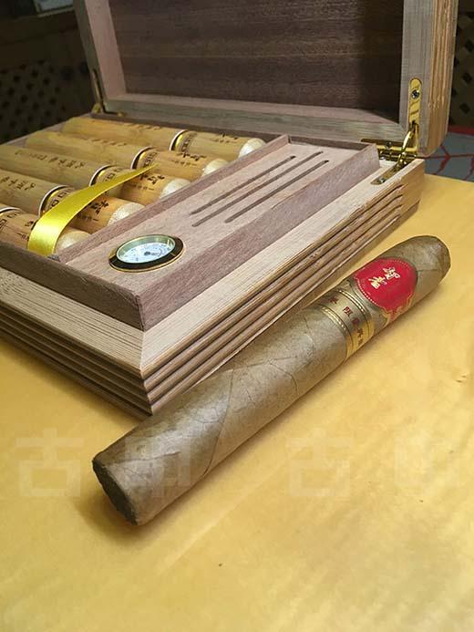 王冠雪茄智者王冠智者雪茄怎么样王冠雪茄 智者010 雪茄智者大师手卷雪茄